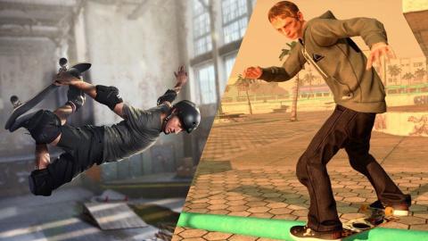 Tony Hawk's Pro Skater HD & Pro Skater 1+2 : On compare les deux remaster (Vidéo)