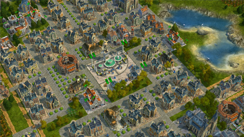 Anno : Ubisoft dévoile une History Collection, regroupant quatre jeux de la licence (vidéo)
