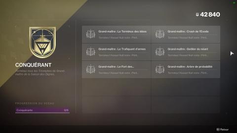 Destiny 2, plus que 15 jours pour finir vos objectifs de saison : notre guide