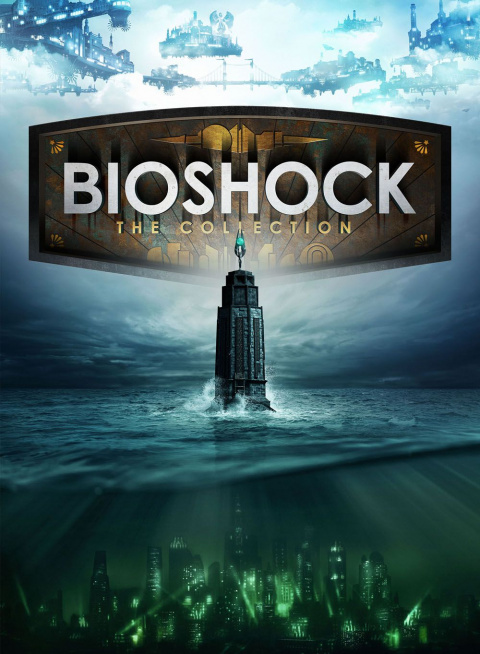 Bioshock : The Collection sur Switch