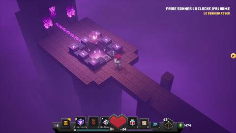 Minecraft Dungeons, niveau secret : comment le débloquer ? Emplacement des 9 runes cachées
