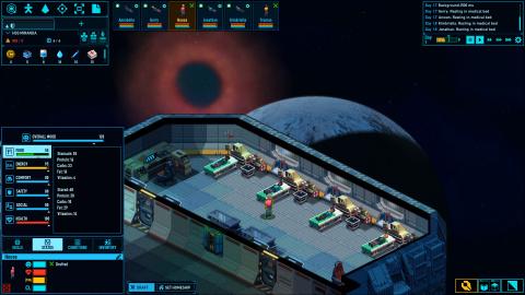 Space Haven : Un solide jeu de gestion à surveiller