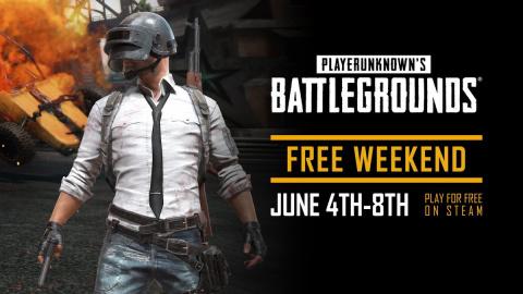 PUBG gratuit à l'essai sur Steam la semaine prochaine