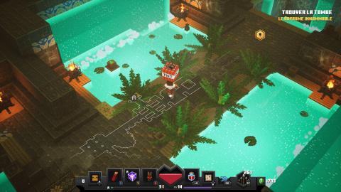 Minecraft Dungeons va se doter de défis quotidiens et de nouveaux marchands
