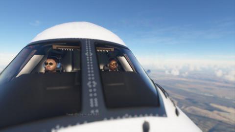 Microsoft Flight Simulator : Dernières images et making-of de l'IFR