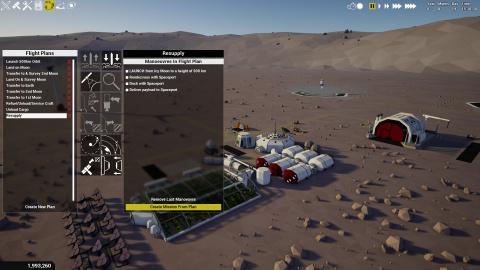 Solar Baron : La guerre des ressources commencera cet été