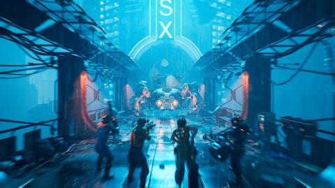 The Ascent : l'exclusivité console Xbox détaille son gameplay explosif