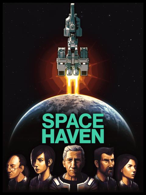 Space Haven sur Linux