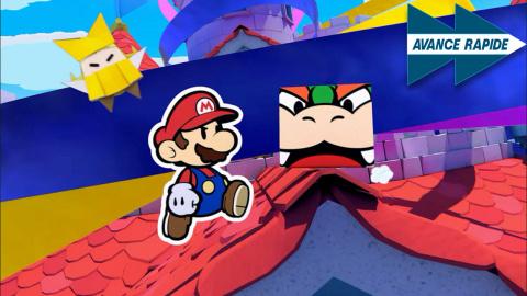 Paper Mario : The Origami King, un retour aux sources salvateur ?