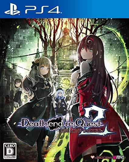 Death end re;Quest 2 sur PS4