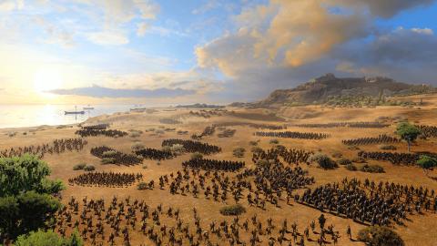A Total War Saga : Troy annonce sa date de sortie et sa gratuité temporaire sur l'Epic Games Store