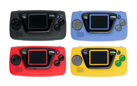 Game Gear Micro : une micro-console portable, prix et date de sortie