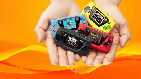 Sega va lancer une Game Gear Micro pour son 60e anniversaire (Vidéo)