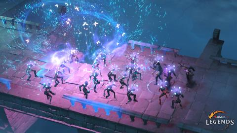Magic Legends : la première alpha fermée en approche