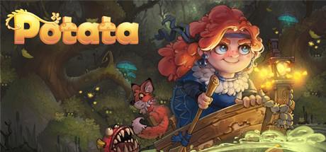 Potata : Fairy Flower sur PS4