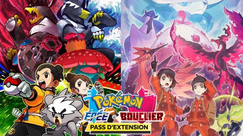 Pokémon Épée / Bouclier, Isolarmure et Couronneige : tous les Pokémon des DLC