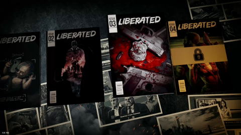 Liberated : Mariage heureux entre BD et jeu vidéo ?