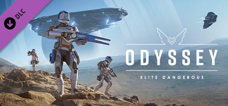 Elite Dangerous : Odyssey sur PS4
