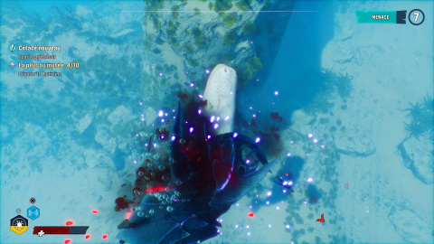Chapitre 08 : Le diable et le grand bleu
