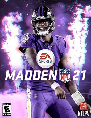 Madden NFL 21 sur PS5