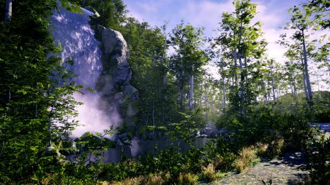 The Fabled Woods, un jeu d'aventure à la première personne annoncé sur PC