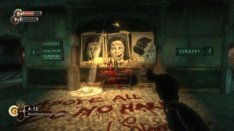 BioShock : The Collection - Une version Switch qui tient la route