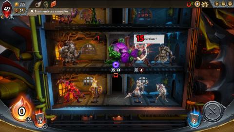Monster Train : Une très bonne alternative à Slay the Spire