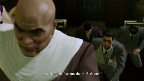 Yakuza Kiwami : Un patch français non-officiel est disponible