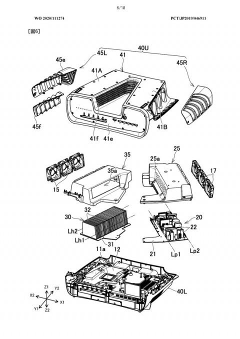 PS5 - Le kit de développement se dévoile à nouveau et en détail