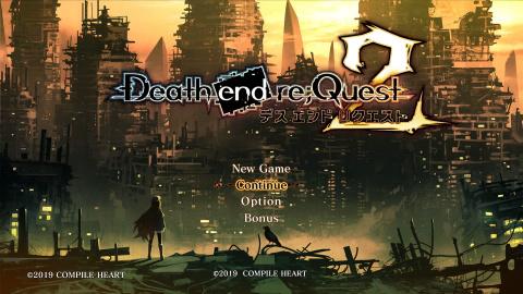 Death end re;Quest 2, naufrage dans les Galapagos
