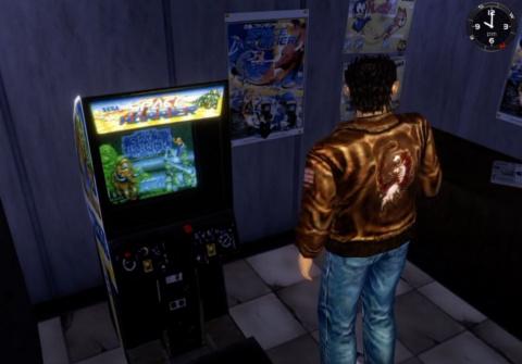 Les jeux vidéo dans... les jeux vidéo