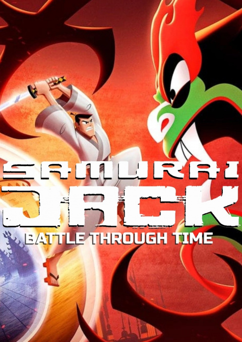 Samurai Jack : Battle Through Time sur PS4