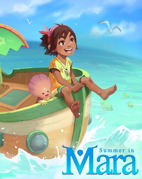 Summer In Mara sur PS4