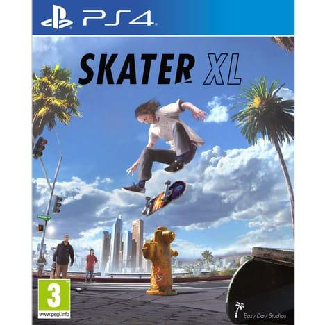 Skater XL sur PS4