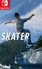 Skater XL sur Switch