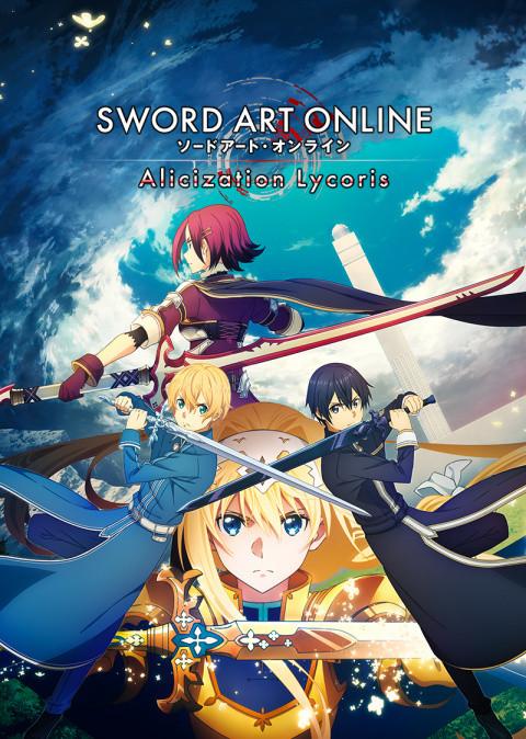 Sword Art Online : Alicization Lycoris