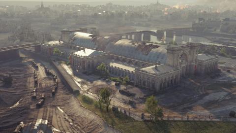 World of Tanks : Une mise à jour qui nous emmène à Berlin