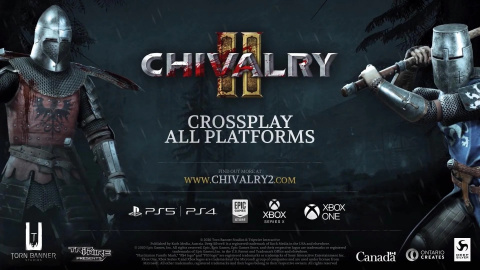Chivalry 2 sortira sur PS5, Xbox Series X, PS4, Xbox One et PC, crossplay en prime