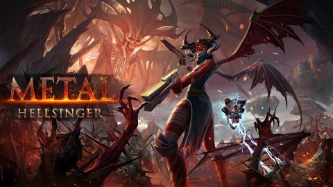 Metal : Hellsinger sur Xbox Series