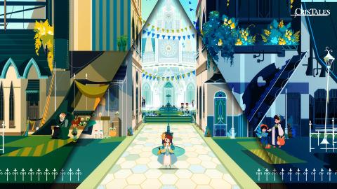 Cris Tales : un J-RPG aussi old school qu'innovant