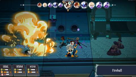 Cris Tales : Le J-RPG dévoile 15 minutes de gameplay commenté