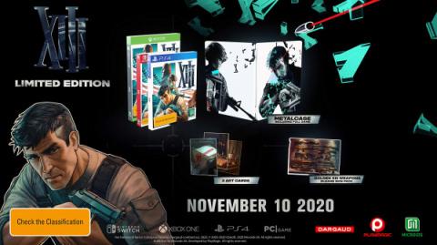 XIII: Remake- La date de sortie apparaît sur Amazon Espagne