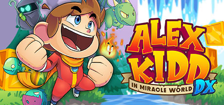 Alex Kidd in Miracle World DX sur Switch