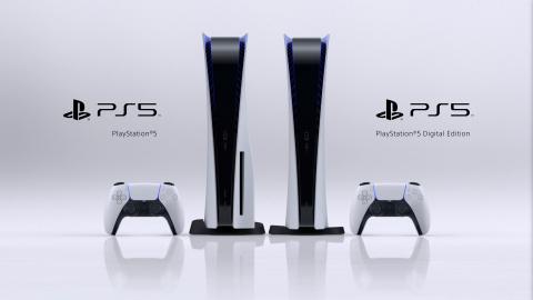 PS5 : Le design final dévoilé
