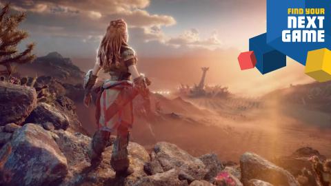 Sony dévoile Horizon II Forbidden West sur PS5