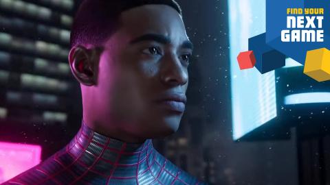Spider-Man Miles Morales annoncé sur PS5 via un premier trailer