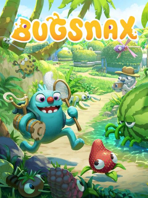 Bugsnax sur PS5