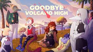 Goodbye Volcano High sur PS5