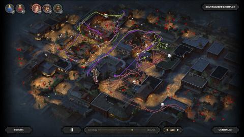 Desperados III : Mimimi réaffirme sa maîtrise de l'infiltration tactique en temps réel