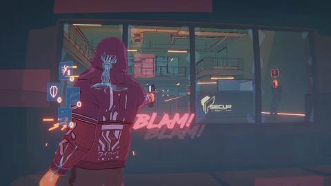 Foreclosed : Un shooter cyberpunk façon comics qui fait grise mine